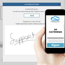 Mode d'emploi signature électronique